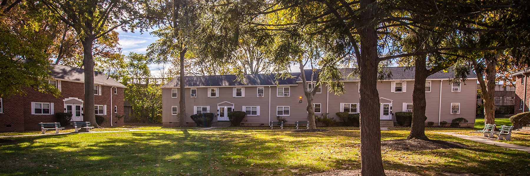 North Brunswick Gardens Apartments For Rent in North Brunswick, NJ Building View